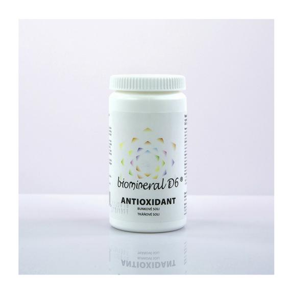bunková soľ antioxidant