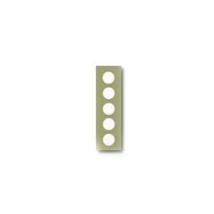 Obojstranne lepiace krúžky na mikrodisky a sklen. tach. bunky