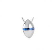 Prívesok Ultra Orb s modrým krúžkom