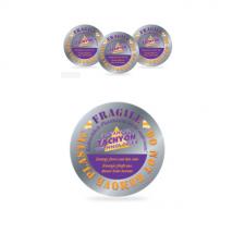 10cm Silica disk tachyonizovaný - jednostranný (1ks, 3ks)