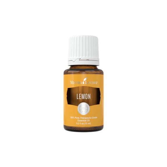 esenciálny olej young living citrón