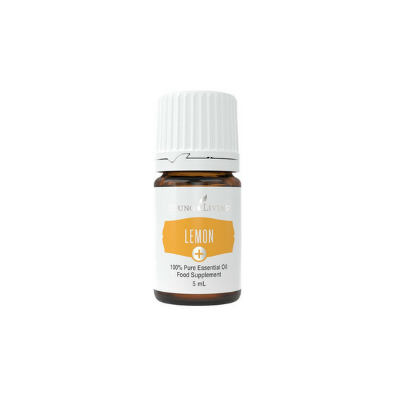 esenciálny olej young living lemon plus