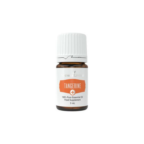 esenciálny olej young living mandarínka plus