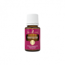 esenciálny olej young living purification