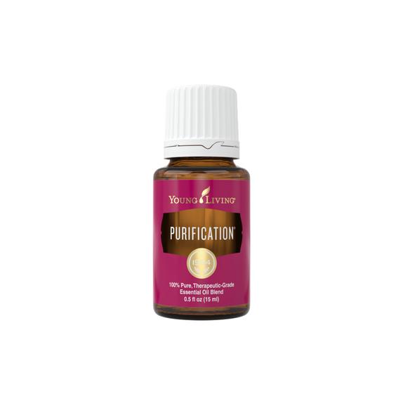 esenciálny olej young living purification