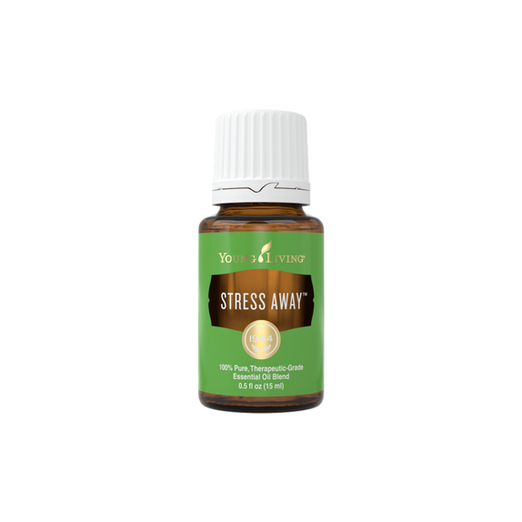 esenciálny olej young living Stress Away