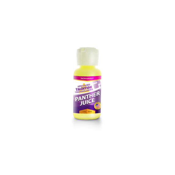 tachyonizovaný panther juice 30 ml