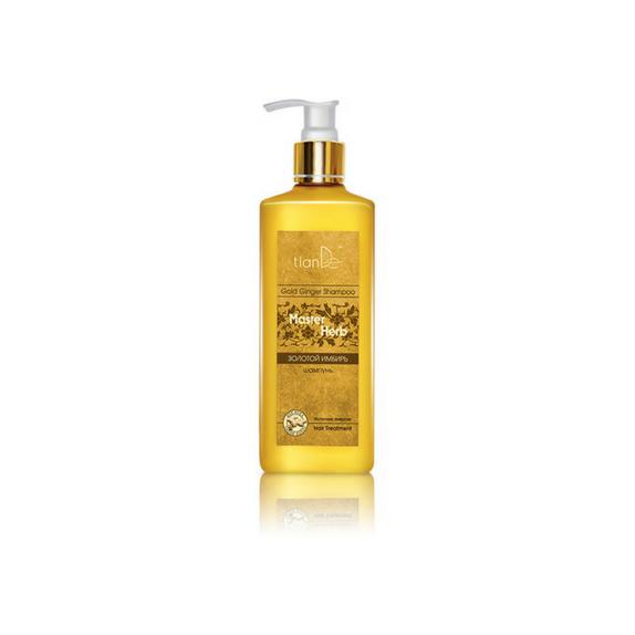 tiande šampón zlatý zázvor