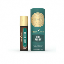 Deep Relief Hlboká úľava od bolesti esenciálny olej