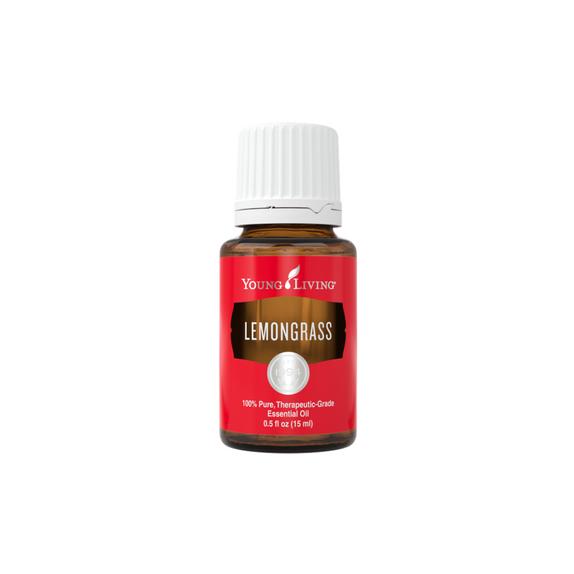 esenciálny olej lemongrass