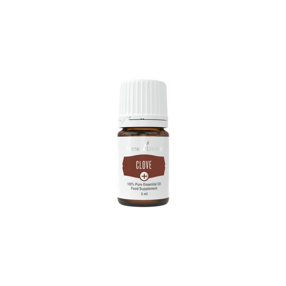 esenciálny olej klinček