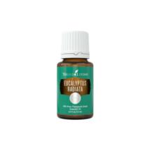Eukalyptus úzkolistý (Eukalyptus Radiata) 15 ml