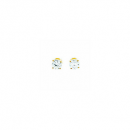 zlaté tachyonizovane nausnice